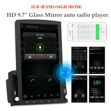 9.7'' Vertical Screen HD 2.5D Glass GPS Navigation Car MP5 Player Android 9.0
