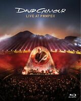 David Gilmore - Live At Pompeii (NEW BLU-RAY)