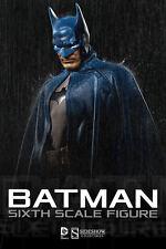 BATMAN / DARK KNIGHT~SIXTH SCALE FIGURE~DC COMICS~SIDESHOW~MIB