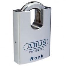 ABUS PADLOCKS 83CS80 High Security Concealed Shackle ROCK Padlock-Free Postage