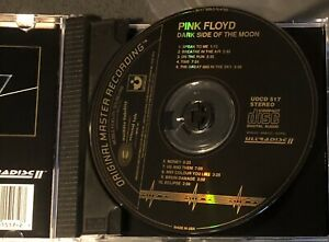 Pink Floyd, Dark Side Of The Moon, CD, Original Master Recording
