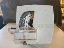 Torit Dental laboratory Plaster Model Trimmer GE Motor