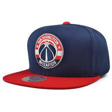pretty nice 4733f f0e8b Washington Wizards FUSED SATIN Snapback Mitchell   Ness NBA Hat