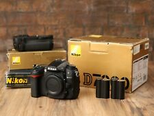 Nikon D7000 16.2 MP Digital SLR Camera - USA + MB-D11 Grip + Extra Battery!