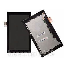 For Sony Xperia Tablet  Z SGP311 SGP312 LCD Touch Screen Front Glass Panel