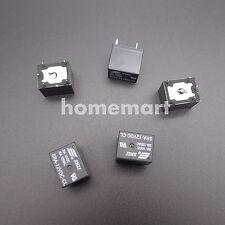 5PCS HQ SRA-12VDC-CL DC 12V Coil 20A PCB General Purpose Relay 5 Pin SPDT 125VAC