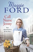 MAGGIE FORD ___ CALL NURSE JENNY  ____ BRAND NEW ___ FREEPOST UK