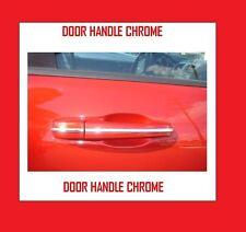 4PC Chrome Door Handle Trim Molding Kit For Bmw Models