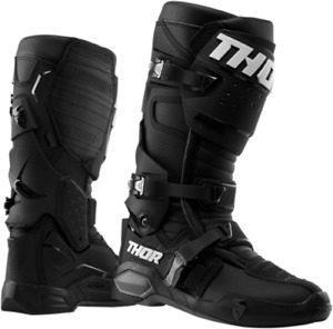 Thor - Radial Offroad Boots Adult Black Size 12 - 3410-2258 - MX Moto Duel sport