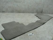 2007 08 G35 SEDAN REAR BACK SEAT BOTTOM FLOOR CARPET TRIM COVER MAT OEM GRAY