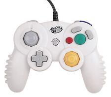 Mad Catz Nintendo GameCube / Wii WHITE Wired Controller 5616 MadCatz Gamepad