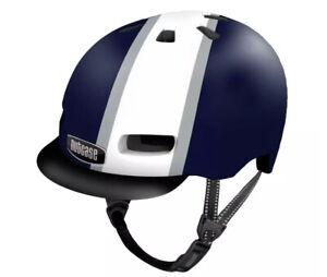 Nutcase Street Bike Helmet  In FASTBACK SZ  Medium NWT