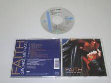 GEORGE MICHAEL/FAITH(EPIC 460000 2) CD ALBUM