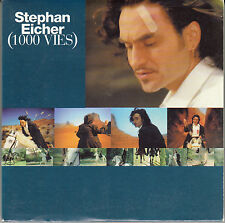 "CD SP 2 T STEPHANE EICHER  ""1000 VIES"""