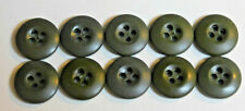 10 Military Air Force Bdu Buttons
