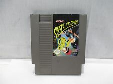 Skate Or Die Video Game For Nintendo Entertainment System NES NES-DI-USA