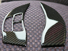 Mazda RX-8 RX8 Echtcarbon Carbon Lenkrad Applikationen NEU TOP! Steering Wheel