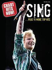 TOP Chart Hits Now Play Superheros SCRIPT Shake it OFF PIANO GUITAR Music Book