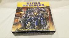 Ultra Marines Board Game Warhammer 40k by Games Workshop 1st Edition Scarce OOP