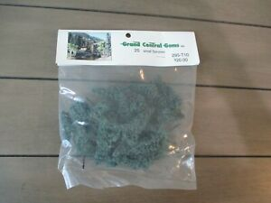 GRAND CENTRAL GEMS 25 SMALL SPRUCES 295-T10 NEW OLD STOCK