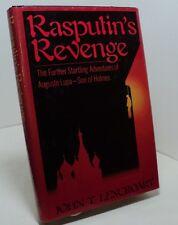 Rasputin's Revenge by John T Lescroart - Auguste Lupa - son of Holmes