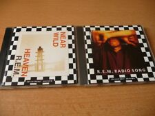2  Maxi CD Set R.E.M. : Near wild heaven & Radio Song - Collector`s Edition