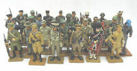 Del Prado Collection Men at War Collectible Toy Painted Soldiers