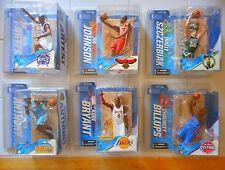 MCFARLANE NBA S11 COMPLETE SET/KOBE BRYANT 81PT/CARMELO ANTHONY/BILLUPS/ARTEST
