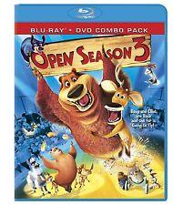 OPEN SEASON 3  (Animated Movie)   Blu Ray - Sealed Region free
