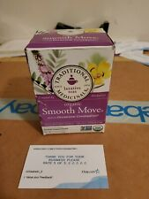 Traditional Medicinals Organic Smooth Move Tea 16 Bag(S) Bb 06/19