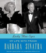 Lady Blue Eyes : My Life with Frank Sinatra by Barbara Sinatra (11-CD Audiobook)