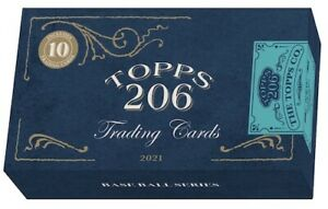 2021 Topps 206 Wave 2, 3, 4, 5, and 6 (base cards 51-250) *YOU PICK*