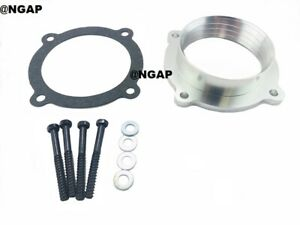 Throttle Body Spacer Fit 11-18 Dodge Charger Challenger 11-14 Durango 3.6L