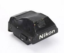 NIKON DE-2 FINDER, INTERNAL DUST, LARGE DENT, MISSING LEVER/211894