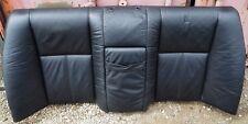 BMW Rear Seat Backrest E39 Black Leather