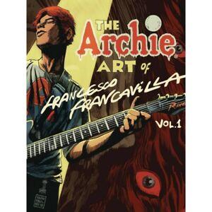 ARCHIE ART OF FRANCESCO FRANCAVILLA HC--ARCHIE COMIC PUBLICATIONS--