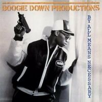 Boogie Down Productions - By All Means Necessary [180 gm black vinyl]