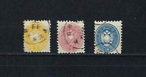 AUSTRIA. Año 1863.