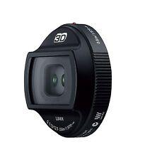 Panasonic LUMIX Lens 3D 12.5mm F12 Single-Focus Micro Four Thirds H-FT012 #W/Tr
