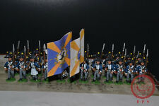 28mm Napoleonic DPS Painted Prussian Jena Musketeer Battalion  WP7138