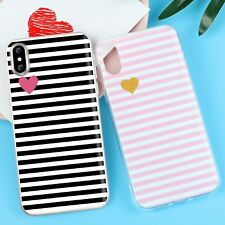 Mobile Cases Iphone Cartoon Heart Design Ultrathin Housing Cover Accessories New