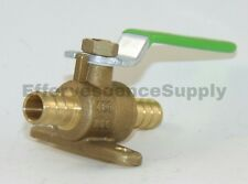 "1/2"" PEX Brass Ball Valve - Drop Ear Ball Valve"