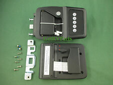 Bauer | 013-531 | RV Motorhome Entry Door Electric Lock Assembly Black