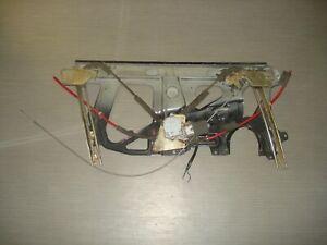 Ferrari 348 Window Regulator Motor Rod Right Door Table Panel Plate F348
