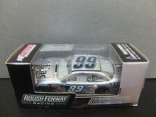 Carl Edwards 2010 SILVER AFLAC Fusion 1/64 NASCAR