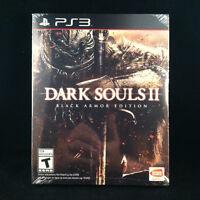 Dark Souls II Black Armor Edition  (Sony Playstation 3)