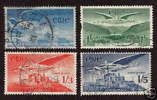 Ireland-1948-65-SC C2,C5-C6&C9-Used-Angel & Cashel
