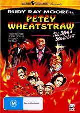 Petey Wheatstraw-The Devil's Son-In-Law-DVD (1977) Leroy Daniels-Rudy Ray Moore