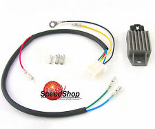 Yamaha XT250 12 volt, 12v conversion kit. 12VC-XT250