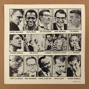 Reel to Reel Tape - Miles Davis, Mingus, More - Jazz Poll Winners 7.5 IPS TESTED